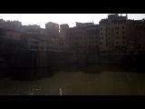 Флоренция. Речка-вонючка и Золотой мост.