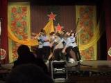 танец к 23 февраля)))))